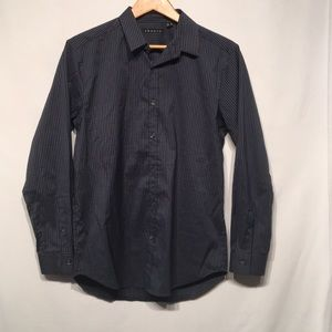 Theory Button Down Size Medium Like New